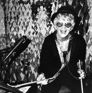 Lady Jazz! Drummer Jerrie Thill At Age 93