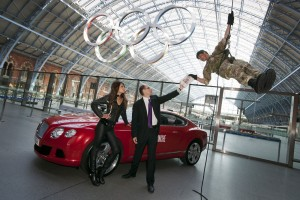 Carte Blanche launch at St Pancras Station
