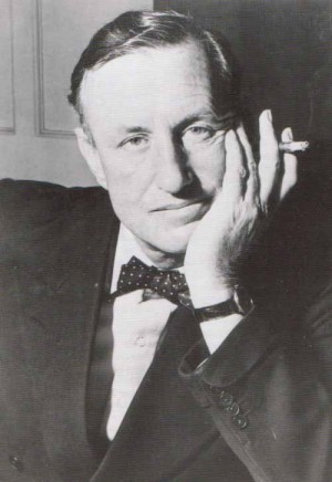 Ian Fleming, James Bond's creator