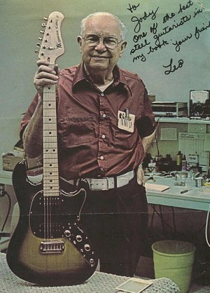 How Leo Fender Found His Groove by Debra Eve | LaterBloomer.com