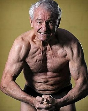 Ray Moon, Oldest Competing Bodybuilder
