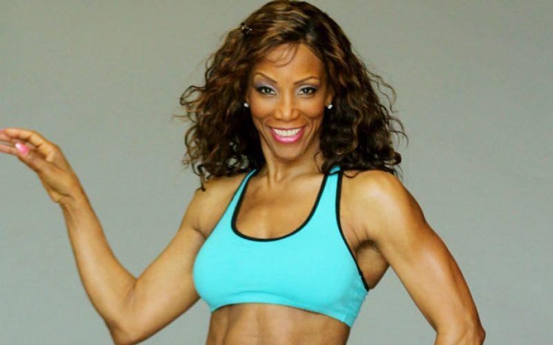 Bodybuilders age 50 over women Muscle Loss